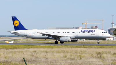 A picture of DAIRN - Airbus A321131 - Lufthansa - © Sebastian Thiel