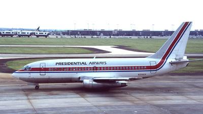 N331XV - Boeing 737-275C(Adv) - Presidential Airways