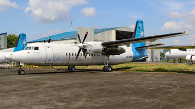 RP-C9993 - Fokker 50 - Leading Edge Air Services
