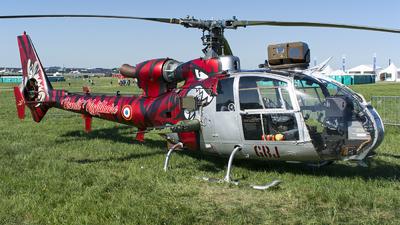 4084 - Aérospatiale SA 342M Gazelle - France - Army