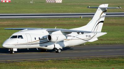 OY-JJB - Dornier Do-328-300 Jet - Sun Air