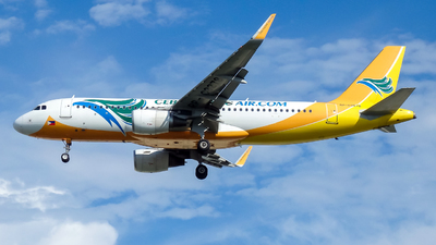 RP-C3278 - Airbus A320-214 - Cebu Pacific Air