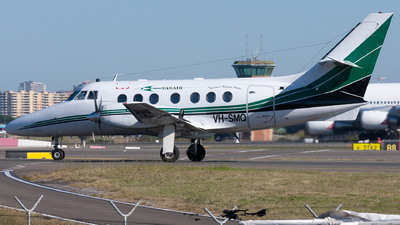 VH-SMQ - British Aerospace Jetstream 31 - Tasair