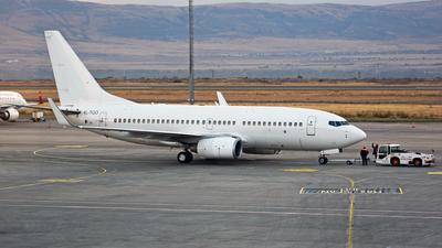 4L-TGO - Boeing 737-7CT - Georgian Airways (AirZena)