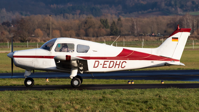 D-EDHC - Beechcraft A23 Musketeer - Private