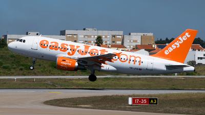 HB-JYG - Airbus A319-111 - easyJet Switzerland