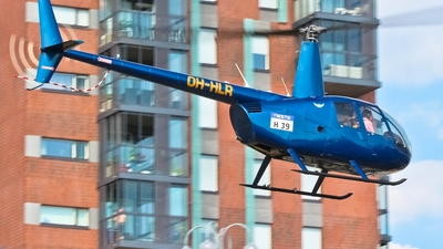 OH-HLR - Robinson R44 Raven - Private