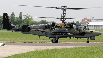 063 - Kamov Ka-52 Alligator - Russia - Air Force