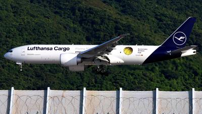 D-ALFG - Boeing 777-F - Lufthansa Cargo