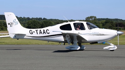 A picture of GTAAC - Cirrus SR20 - [1694] - © David Cook