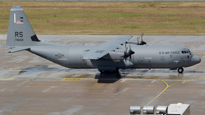 07-8608 - Lockheed Martin C-130J-30 Hercules - United States - US Air Force (USAF)