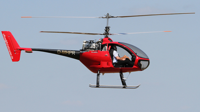 D-MHPR - Coax 2D - flyhelicopter