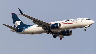 XA-SSR - Boeing 737-8 MAX - Aeromexico