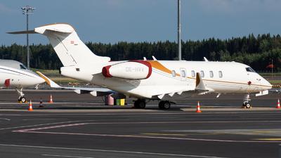 OE-HVV - Bombardier BD-100-1A10 Challenger 350 - International Jet Management
