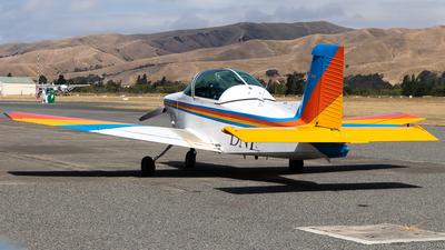 ZK-DNF - AESL Airtourer Super 150/T5 - Private