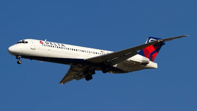 A picture of N927AT - Boeing 717231 - Delta Air Lines - © Jeremy D. Dando
