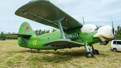 12 - Antonov An-2T - Russia - Air Force