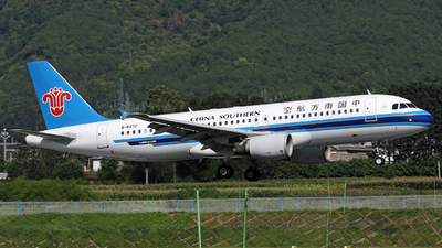 B-6272 - Airbus A320-214 - China Southern Airlines