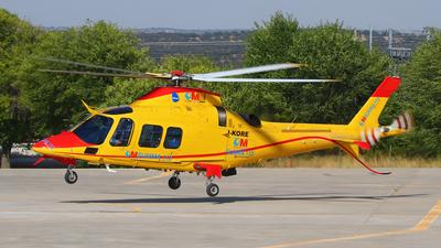I-KORE - Agusta A109S Grand - Babcock MCS Spain