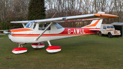 G-AWUL - Reims-Cessna F150H - Private