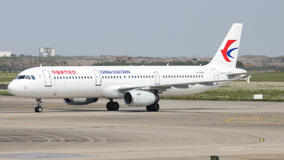 B-6642 - Airbus A321-231 - China Eastern Airlines