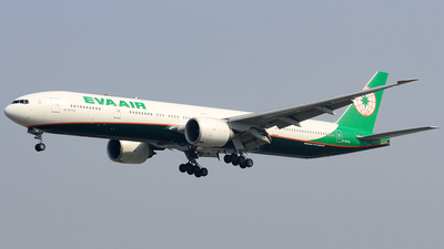A picture of B16733 - Boeing 7773SH(ER) - EVA Air - © Toanla_SFAP