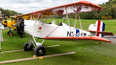 N649M - Fleet Model 1 - Private