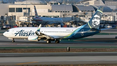 N565AS - Boeing 737-890 - Alaska Airlines
