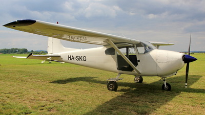 HA-SKG - Cessna 182A Skylane - Private