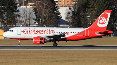 D-ABGR - Airbus A319-112 - Air Berlin