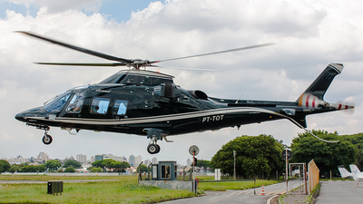 PT-TOT - Agusta A109S Grand - Private