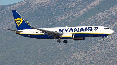 EI-EBY - Boeing 737-8AS - Ryanair