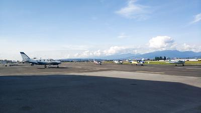 CYPQ - Airport - Ramp
