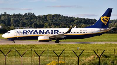 A picture of EIEVC - Boeing 7378AS - Ryanair - © Marcin Glodzik