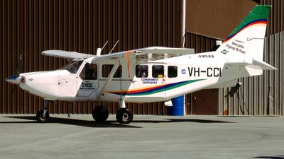 VH-CCI - Gippsland GA-8 Airvan - TGS Air Charter Services