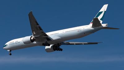 B-KPA - Boeing 777-367ER - Cathay Pacific Airways