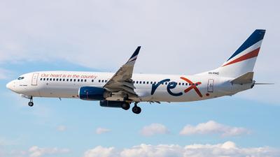 VH-PAG - Boeing 737-8FE - Regional Express (REX)