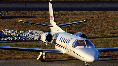 N797TE - Cessna 550B Citation Bravo - Private