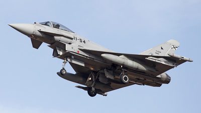 C.16-54 - Eurofighter Typhoon EF2000 - Spain - Air Force