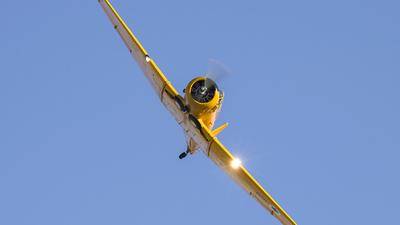 001 - North American T-6 Harvard - Israel - Air Force
