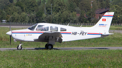 A picture of HBPEY - Piper PA28161 - [288016323] - © Alex