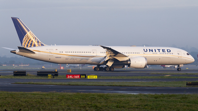 A picture of N26952 - Boeing 7879 Dreamliner - United Airlines - © MQ1131