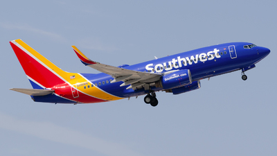 A picture of N491WN - Boeing 7377H4 - Southwest Airlines - © Nito