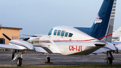 C6-TJT - Cessna 402C - Blessings Aviation Charter (BAC)