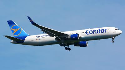 A picture of DABUI - Boeing 767330(ER) - Condor - © Jeremy Denton