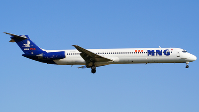 TC-MNR - McDonnell Douglas MD-82 - MNG Airlines
