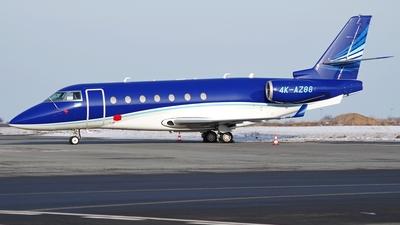 4K-AZ88 - Gulfstream G200 - SW Business Aviation