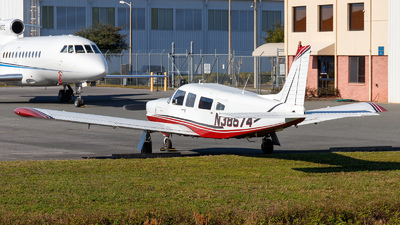N38674 - Piper PA-32R-300 Cherokee Lance - Private