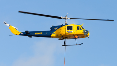 VH-OCD - Bell 204B - McDermott Aviation