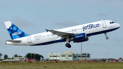 N703JB - Airbus A320-232 - jetBlue Airways